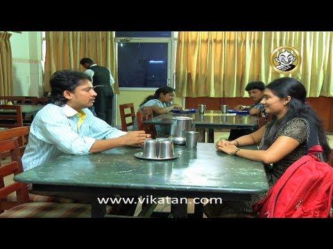 Tamil takes Thulasi to hotel