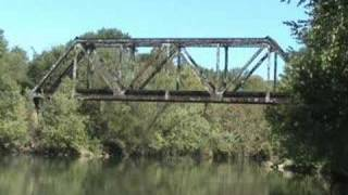Paint Rock River Railroad Bridge