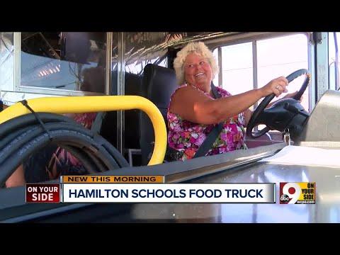 Hamilton City Schools using food truck to teach healthy eating habits