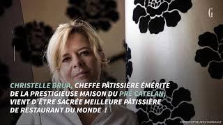 Christelle Brua : première femme sacrée meilleure pâtissière du monde