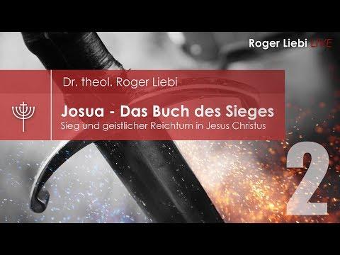 Josua - Sieg und geistlicher Reichtum in Jesus Christus - Teil 02 (Josua 1)