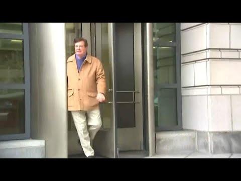 euronews (en español): Paul Manafort es imputado con nuevos cargos