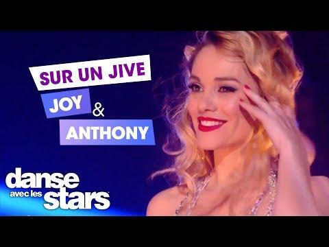 DALS S08 - Joy Esther et Anthony Colette pour un jive sur