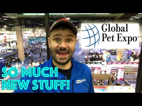 Global Pet Expo  - Day 1