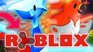 Roblox Pokemon Brick Bronze - FIDGET SPINNER HOVERBOARD 😱 - Episode 12