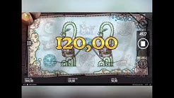 1429 Uncharted Seas slot machine   BIG WIN   mobile   Sazka online casino   free spins - automat
