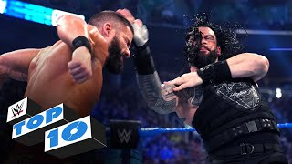 Download Top 10 Friday Night SmackDown moments: WWE Top 10, Jan. 17, 2020 Mp3 and Videos