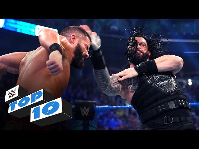 Top 10 Friday Night SmackDown moments: WWE Top 10, Jan. 17, 2020