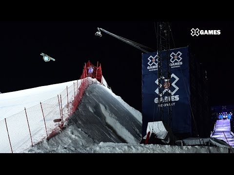 Henrik Harlaut wins Men's Ski Big Air gold | X Games Norway 2017