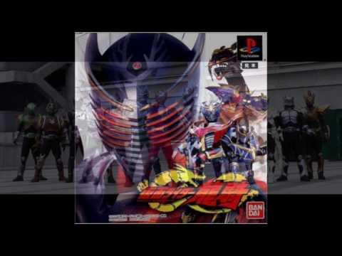 Kamen Rider Ryuki PSX Ost: Alive a Life - Instrumental Extended