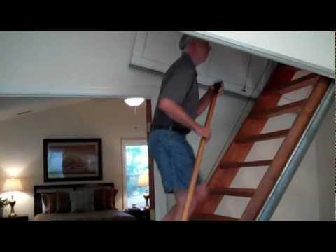 Attic Stairs Doovi