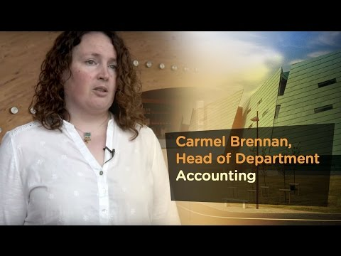Carmel Brennan. Head of Department - Accounting