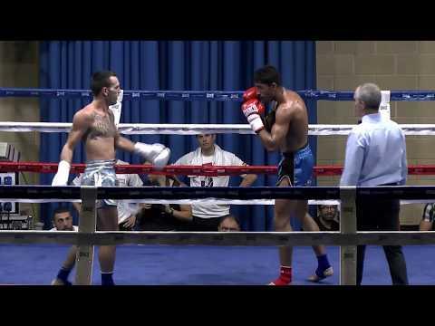 Guerreros del Ring VII   Carlos Araya(Soohton) vs Khyzer Hayat(TKC)   By Alfonso López