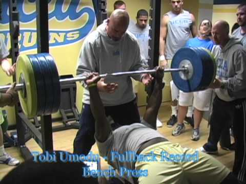 UCLA Football 2010 Offseason: Athletic Testing