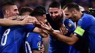 Highlights: Italia-Bosnia Erzegovina 2-1 (11 giugno 2019)