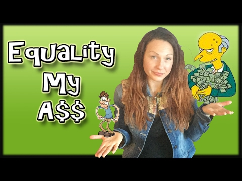 Equal Opportunity is Bullsh**! Collab with Mexie