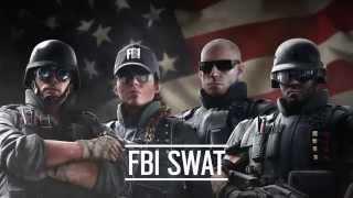 Tom Clancy's Rainbow Six Осада - знакомьтесь с оперативниками США!