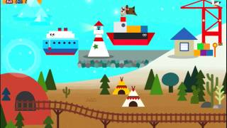 Shape the Village | Top Best Apps For Kids