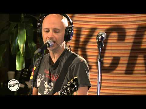"Moby Performing ""The Perfect Life"" Live At The Village On KCRW"