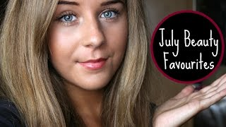 July Beauty Favourites + Giveaway Winner | Faobeauty Thumbnail
