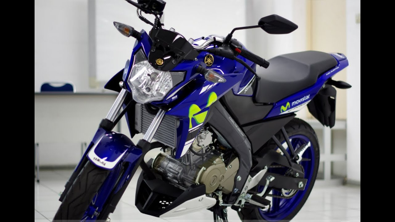 60 Modif Vixion Warna Biru Terbaru Dan Terkeren Janggel Motor
