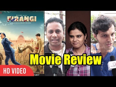 Firangi Movie Pubic Review | Kapil Sharma | Firangi First Day First Show