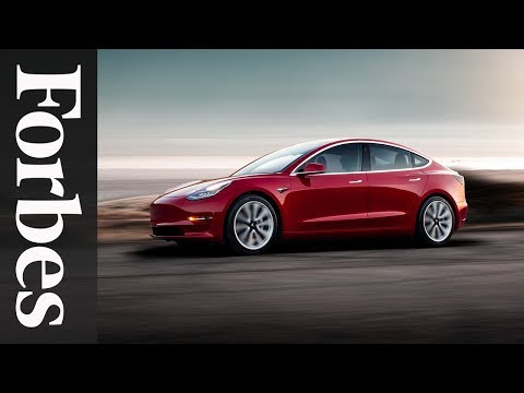 Tesla Delays Model 3 Roll Out; Black Panther Breaks Records   Forbes Flash