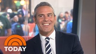 Andy Cohen Talks New Radio Show, 'Housewives' | TODAY