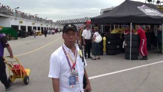 NASCAR 2010 SPRINT CUP SERIES 第18戦 ガレージツアー