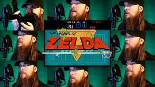 Legend of Zelda - Dungeon Theme Acapella
