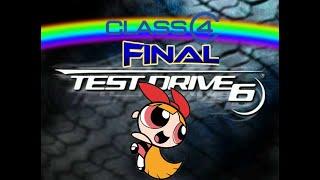 test drive 6 Tournament Race Class 4 final Tour
