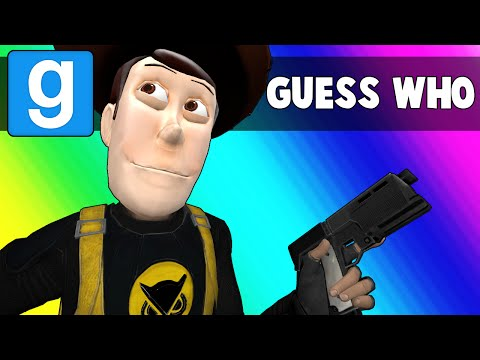Thumbnail: Gmod Guess Who Funny Moments - A Map Glitch Far Far Away (Garry's Mod)