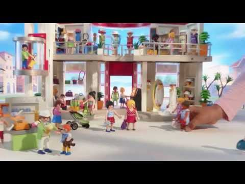 Playmobil le grand magasin fran ais youtube - Fait a la maison tube ...