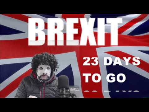 BREXIT COUNTDOWN 23 DAYS TO GO – Travel Holidays – How does it effect you?