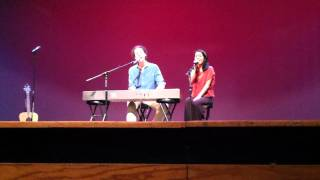 TV Theme Medley by Micheal Alvarado and Carrissa Rea, Jacksonville, Florida at UNF