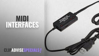 Top 10 Midi Interfaces [2018]: Roland UM-ONE- MK2 USB MIDI Interface