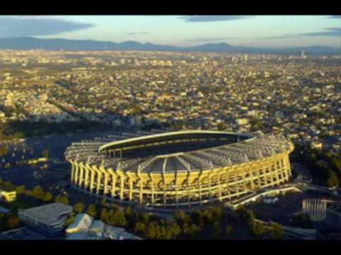 Estadio Azteca en México D.F - YouTube