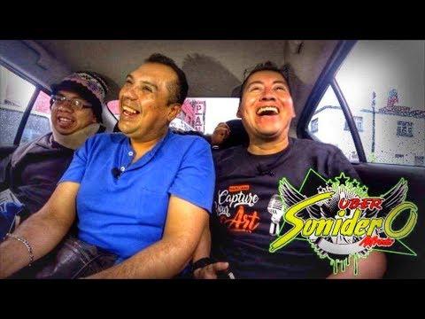 VIAJANDO EN EL UBER SONIDERO CON DJ MAYIN SONIDO SIBONEY