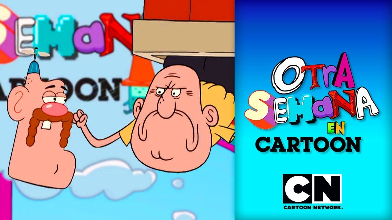 Enojon Johnson Otra Semana En Cartoon S03 E10 Cartoon Network