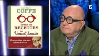 Clash entre Jean Pierre Coffe et Rachida Dati - On n'est pas couché