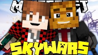 SkyWars Minecraft Epic Mini-Game with Bajan Canadian & JeromeASF! (PVP Game Challenge!)