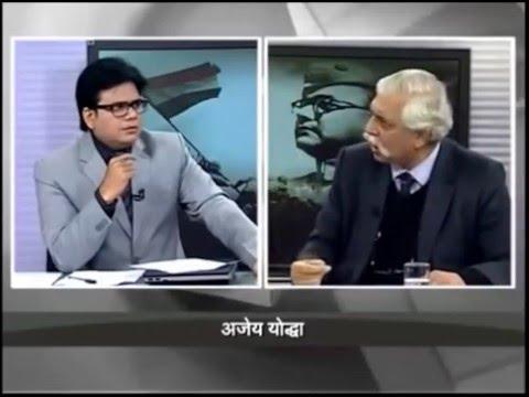 India Got freedom Bcoz of Netaji Subhas Chandra Bose, GD Bakshi Exposing Nehru/Gandhi