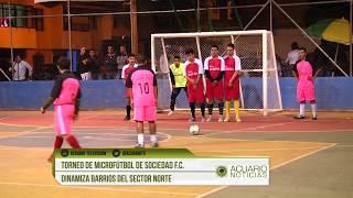 Torneo de microfútbol de Sociedad F.C. dinamiza barrios del sector norte