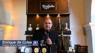Tequila Don Julio Celebrando A México