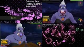 2017 Kingdom Hearts Marathon: KH DDD HD Beginner Any% NG+ Race between Atzero and Faye