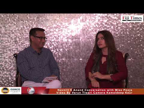 #MissPooja in conversation with Navniit S Anand  New song #Butterfly