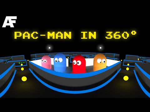 Pac-Man In 360°