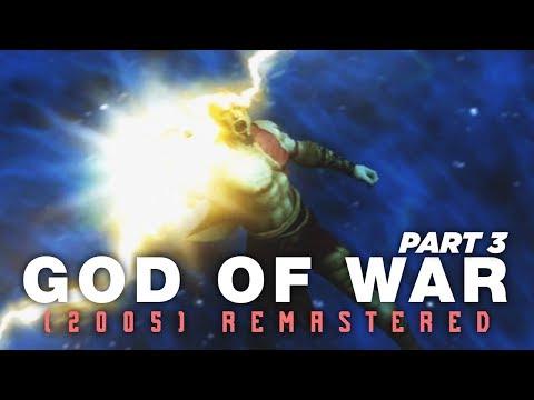 God of War (2005) Part 3 | ZEUS LIGHTNING BOLTS (Road to God of War 4)