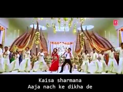Chammak Challo    Full Song with Lyrics    Ft  Shahrukh Khan and Kareena Kapoor    HD    Akon   Y