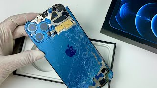 Restoration iPhone 12 Pro Max...ASMR Repair
